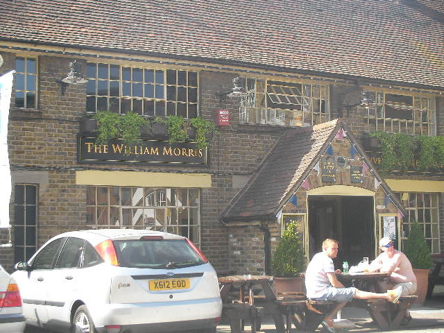 abbey mils, william morris pub