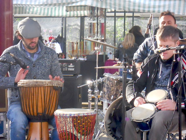 abbeyfest, merton abbey mills, sound lounge, band stand
