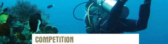 Adventure Travel Show 2015 Dive Holiday Competition