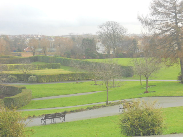 barrow in furness, park,