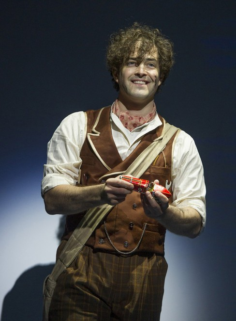 Chitty-chitty-bang-bang, Birmingham Hippodrome, Lee mead, review