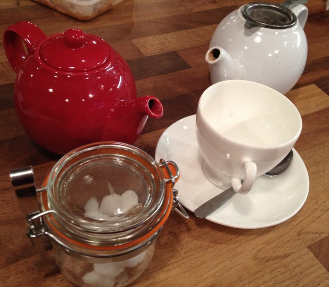 Crockery, Teacup Kitchen, Manchester