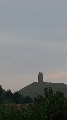 Glastonbury Tor National Trust