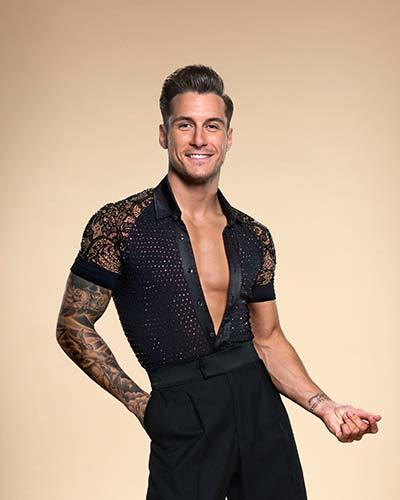 Gorka Marquez; Strictly come dancing live tour