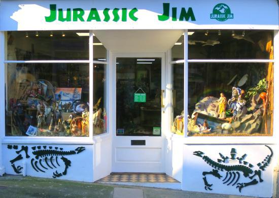 Jurassic Jim's Shanklin High Street