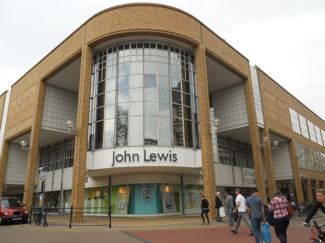 kingston, john lewis