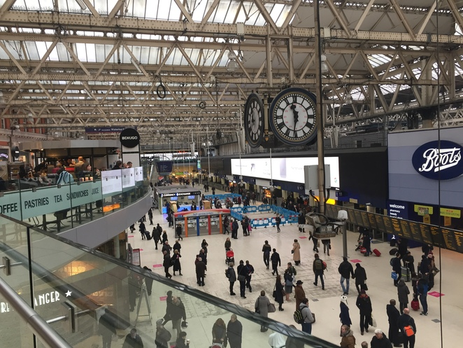 London's Waterloo
