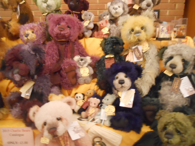 teddies winter fest, teddies 2015, hugglets, the bear shop, charlie bears