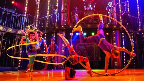 Barnum, Birmingham hippodrome , theatre review , Brian Connelly