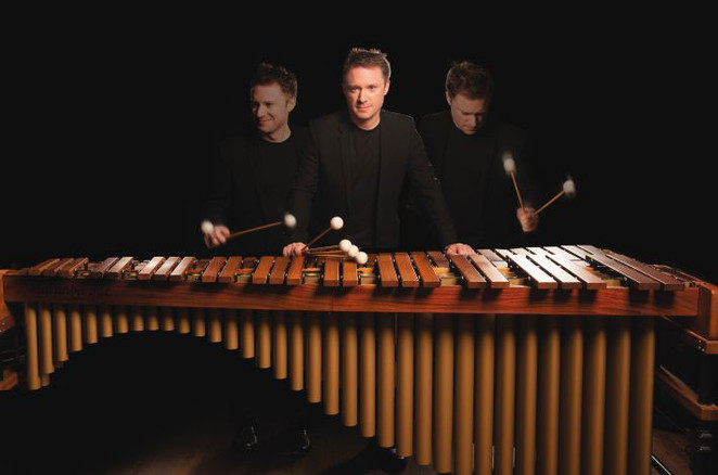 colin currie percussion festival, south bank