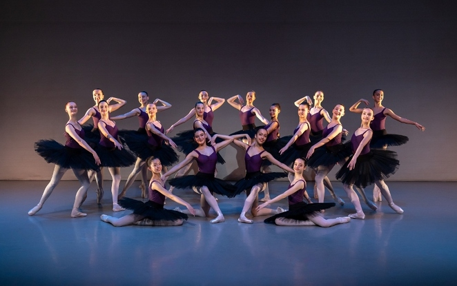 Elmhurst Ballet School Awakenings