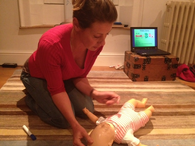 Family Emergency First Aid Training
