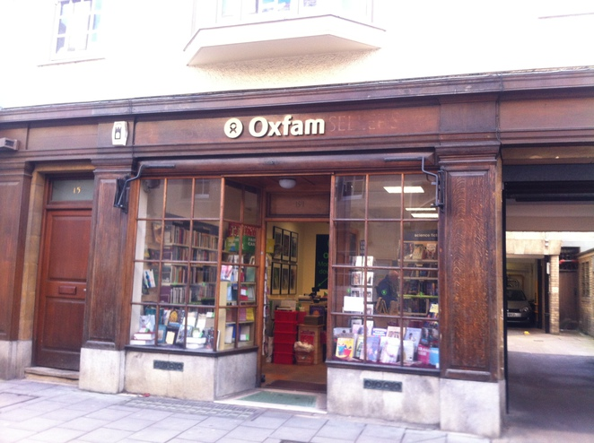 oxfam, books, turl, street, oxford