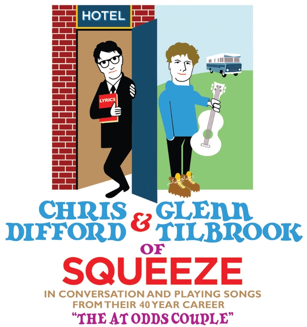 Squeeze, Chris Difford, Glenn Tilbrook, At Odds Couple