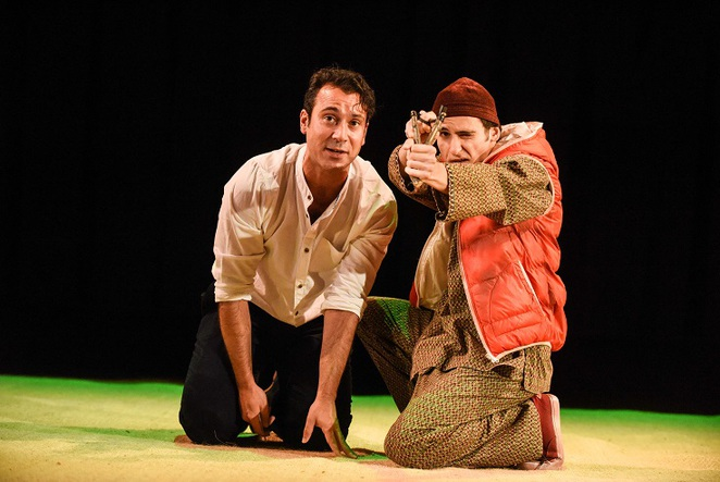 The Kite Runner, Ben Turner, Khaled Hosseini, Birmingham Rep
