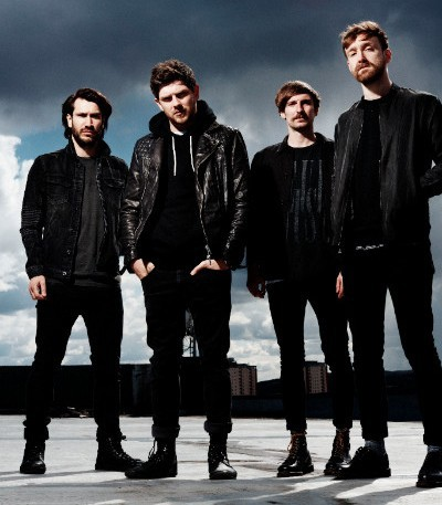 Twin Atlantic, UK Tour, Birmingham Institute, GLA