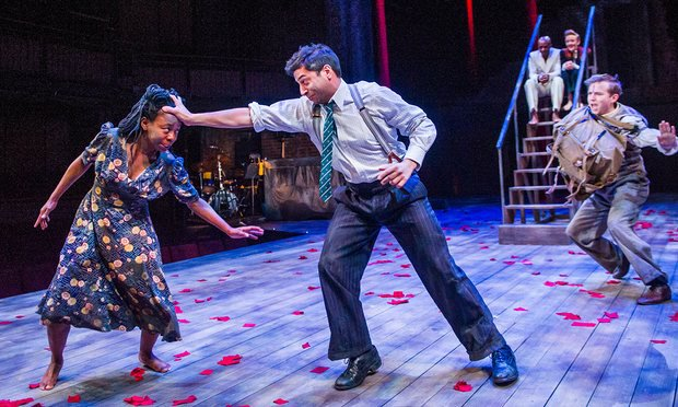 A Midsummer Night's Dream, Play For the Nation, RSC, Royal Shakespeare Theatre, review