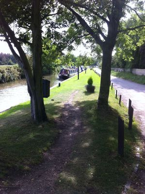 Canal Boats Thrupp