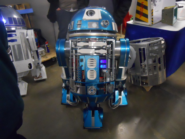 collectormania, c3p0, star wars, sci-fi, showmasters, convention