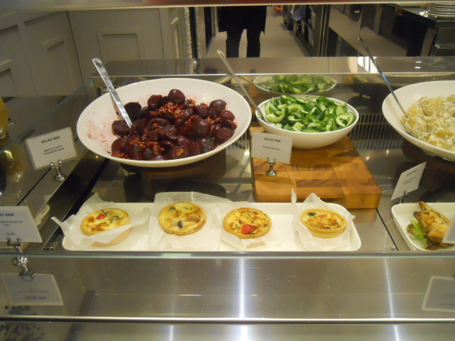 elys cafe, elys restaurant, salad bar