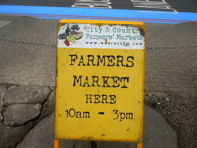 farmers' market, oval, kenning ton, st mark's church