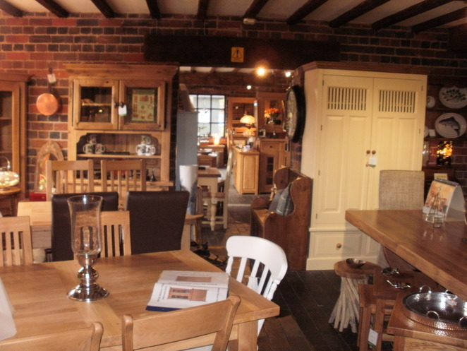 Heart of the Country Village, Paul Martyn Furniture