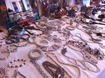 jewellery, silver, pop up shop, christmas, flash in the pan, oxford, summertown