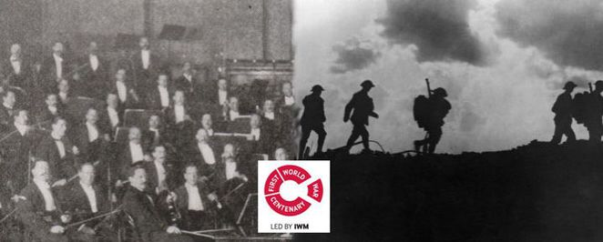 lso, london symphony orchestra, remembering world war one