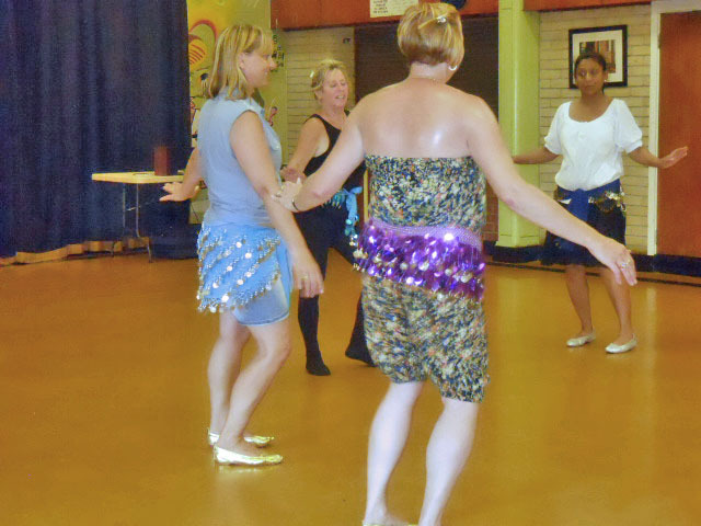 south mitcham Community Centre, belly dancing