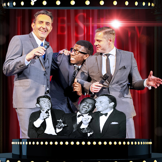 The Rat Pack Vegas Spectacular