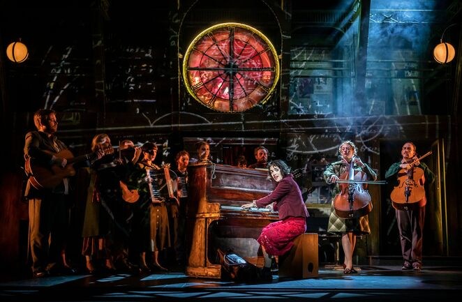Amelie the Musical, UK tour, Birmingham, Alexandra Theatre