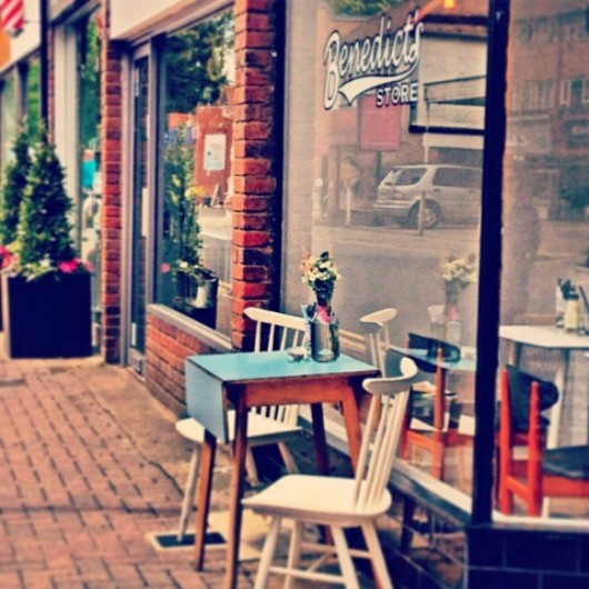 Benedict's, coffee, coffee shop, cafe,
