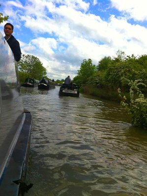 canal, narrow boat, narrow boat hire, canal narrow boat, canal boat, countryside, narrowboat on board, canal boats on canal