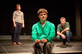 curious case of the dog in The curious incident of the dog in the night-time a superb play with a hugely empathetic young hero.