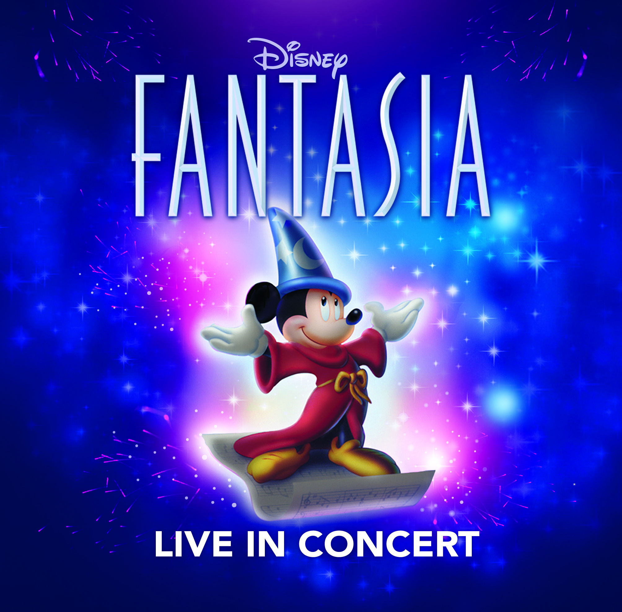 Disney Fantasia Live In Concert At Birmingham Nia
