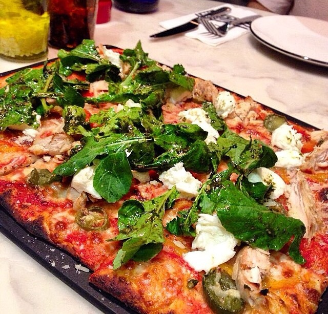 Pizza Express, lunch, dinner, pizza,