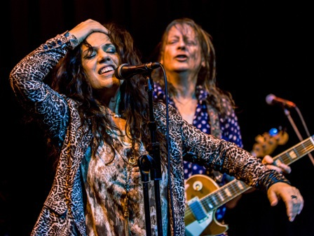 Sari Schorr, A Force of Nature, Innes Siburn, The Engine Room, Huntingdon Hall Worcester, Blues Music,