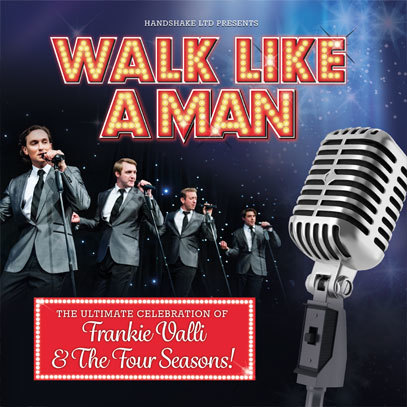 walk like a man, jukebox musical, frankie valli and the four seasons, jersey boys, theatre royal winchester