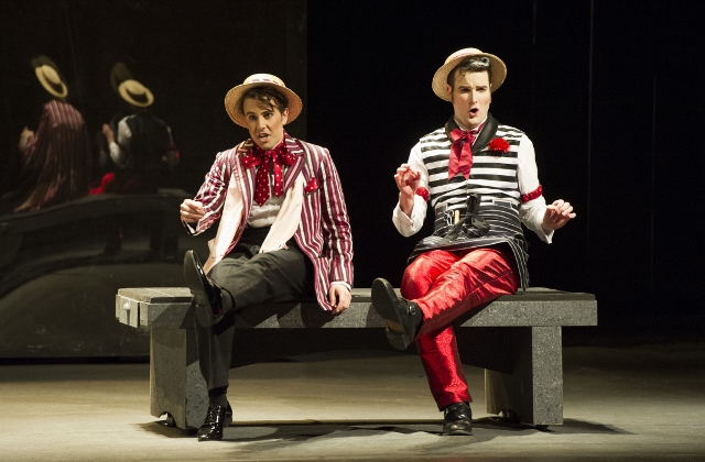 Welsh National Opera, WNO, Barber of Seville. Rossini, Birmingham, Cardiff, opera