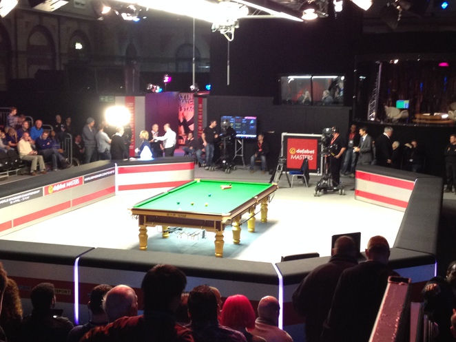 ally, pally, alexandra, palace, snooker, masters, table