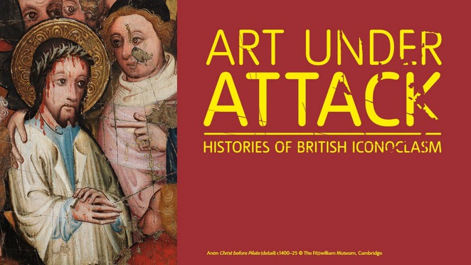 artunder attack, histories of british iconclasm, tate