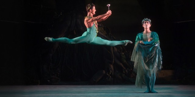Ashton Double Bill, The Dream, A Month In The Country, Birmingham Royal Ballet
