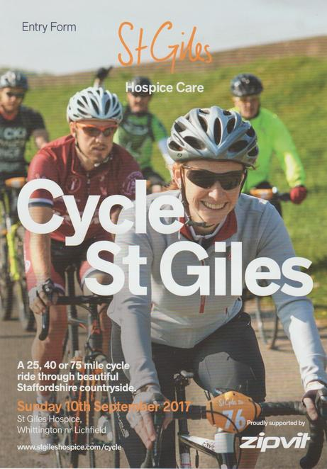 Cycle St Giles