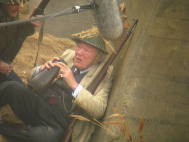 Dad's Army, Michael Gambon