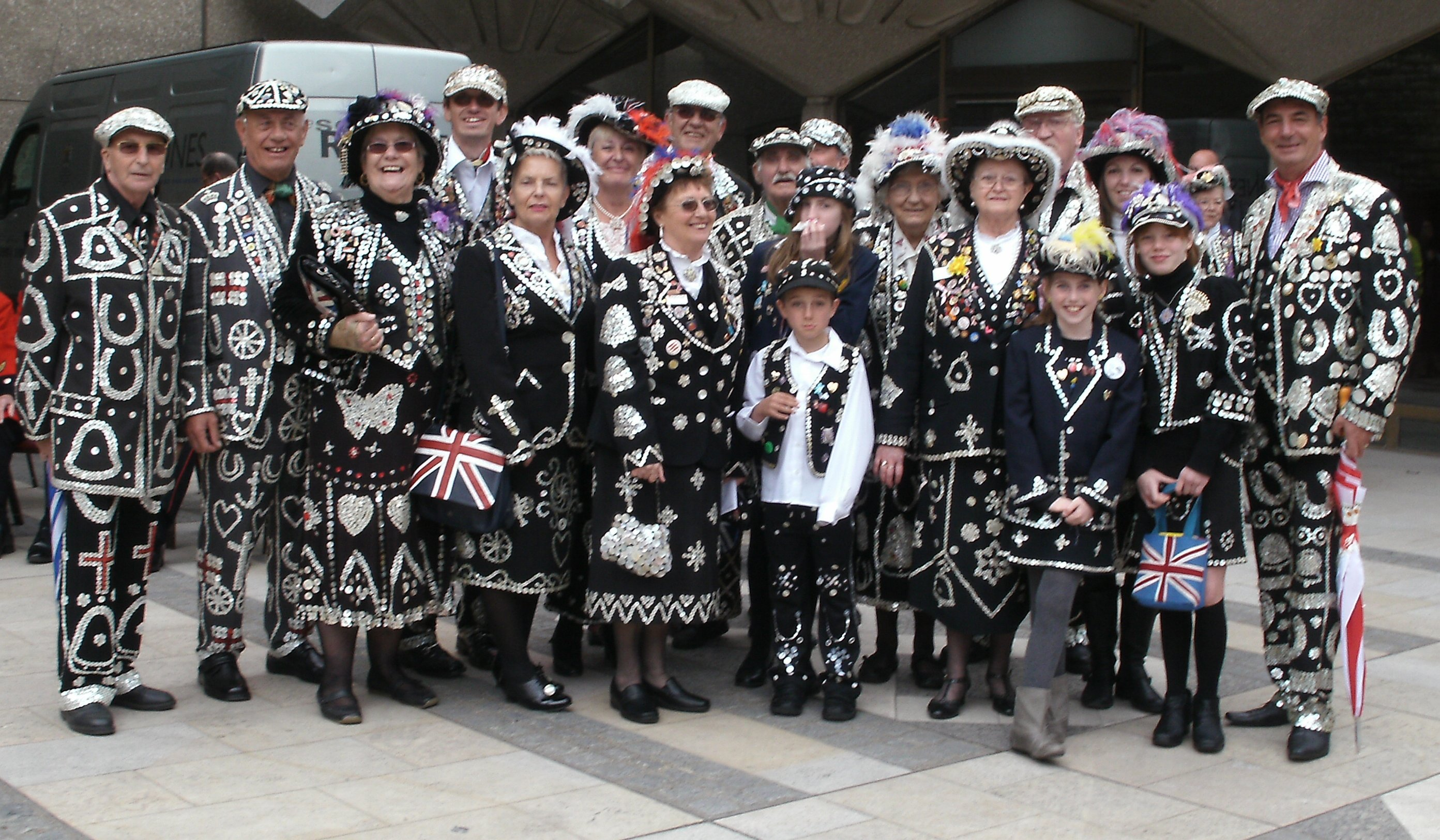 King Of Cars >> Pearly Kings and Queens Harvest Festival 2012 - London