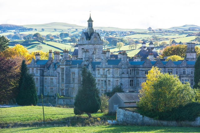 north wales hospital, denbigh asylum north wales, haunted places in wales, haunted houses in north wales, things to see in north wales, halloween in north wales, snowdonia national park, denbighshire wales