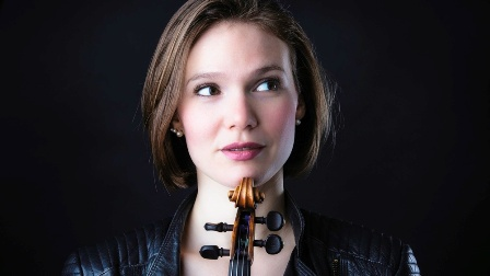 Tamsin Waley-Cohen, Huw Watkins, Birmingham Town Hall, Birmingham Symphony Hall, Classical Music, Violin