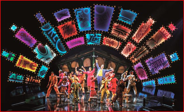 Guys and Dolls, Alexandra Theatre Birmingham