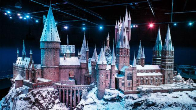 Hogwarts in the Snow, Warner Bros Studio Tour, The Making of Harry Potter