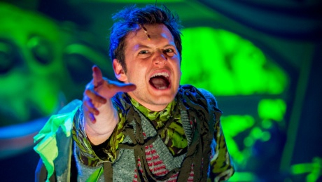 Little Shop Of Horrors, Uk Tour, review, Birmingham, New Alexandra Theatre